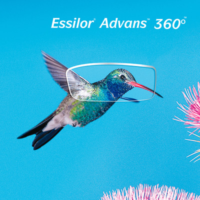 Section essilor advance 360