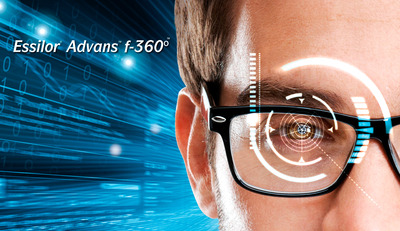 Section essilor advance f 360